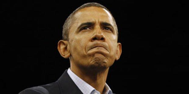 Wahl: Schlappe für Obama
