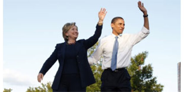 Hillary Clinton könnte Aussenministerin werden