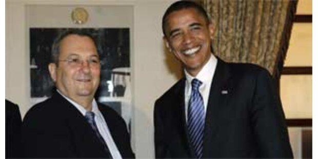 Obama lobt US-Beziehungen zu Israel