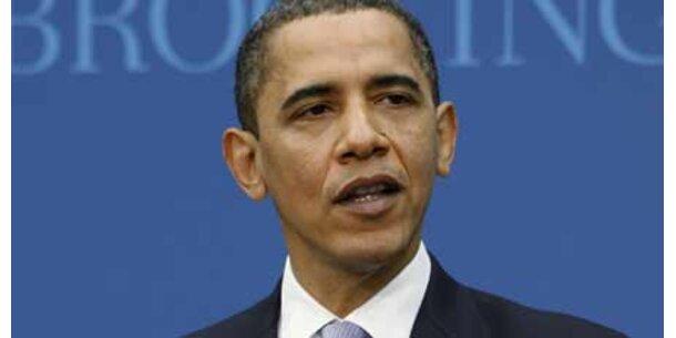 So will Obama Arbeitslosigkeit bekämpfen