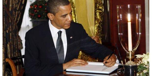 Obama bittet Kim Jong-Il um Treffen