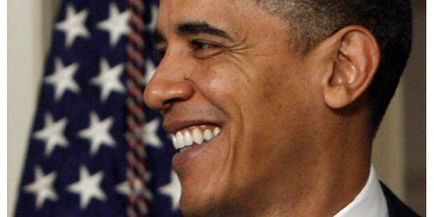 Obama bekommt Sportsachen zu Weihnachten