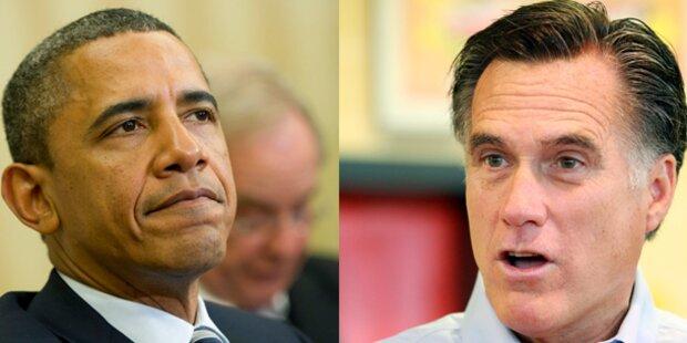 Obama lud Romney zum Mittagessen ein