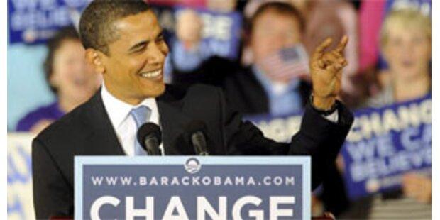 Ex-Klu-Klux-Klan-Mitglied für Obama