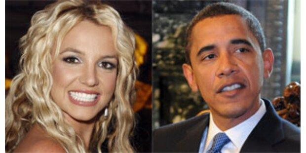 Unbekannte hackten Twitter-Konten von Obama und Britney