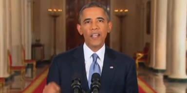 Syrien: Obama setzt auf diplomatische Lösung
