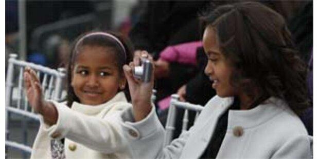 Bush-Zwillinge geben Obama-Töchtern guten Rat