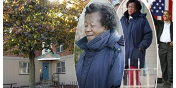 Obamas Tante wehrt sich gegen Ausweisungsverfügung