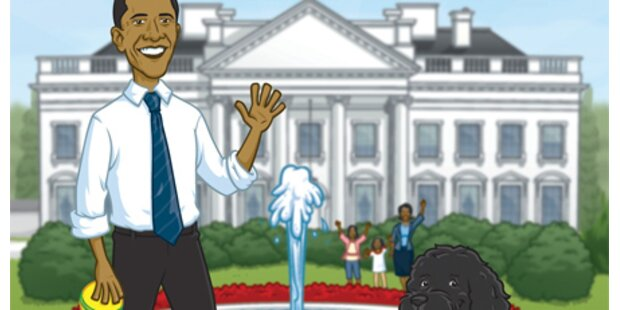 Obamas Hund wird Kinderbuch-Star