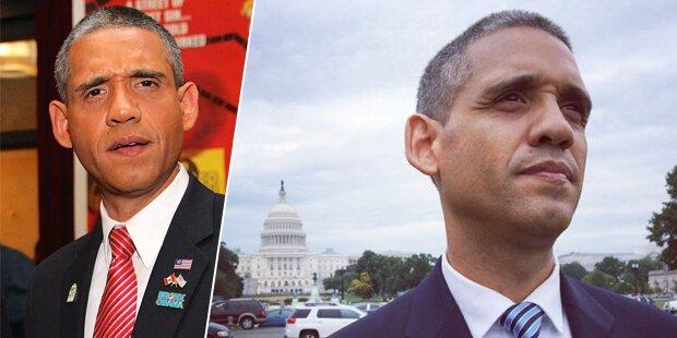 Obama hat Doppelgänger aus der Bronx