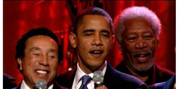 Obama lässt 60er Jahre aufleben