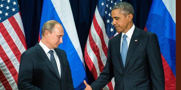 USA und Russland reden über Luftangriffe