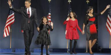 Obama zieht am Wochenende nach Washington