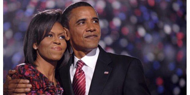 Obamas waren bei Ehe-Beratung