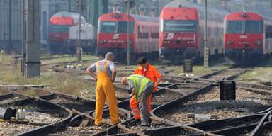ÖBB investiert 11 Millionen Euro in Streckensanierung