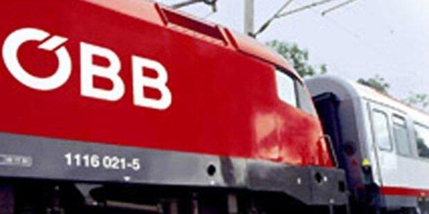 39-jähriger Bregenzer von Zug erfasst