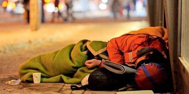 Obdachloser in Deutschland enthauptet