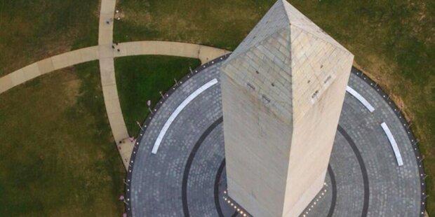 Washington: Obelisk bald wieder zugänglich