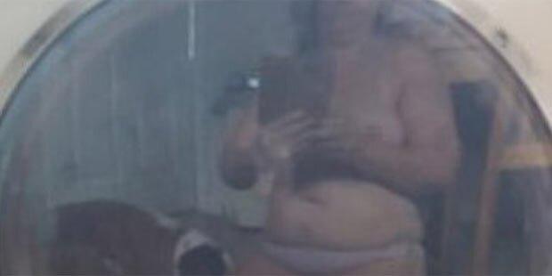 Nacktfoto aus Versehen gepostet
