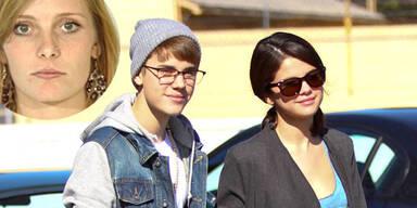 Mariah Yeater, Justin Bieber, Selena Gomez