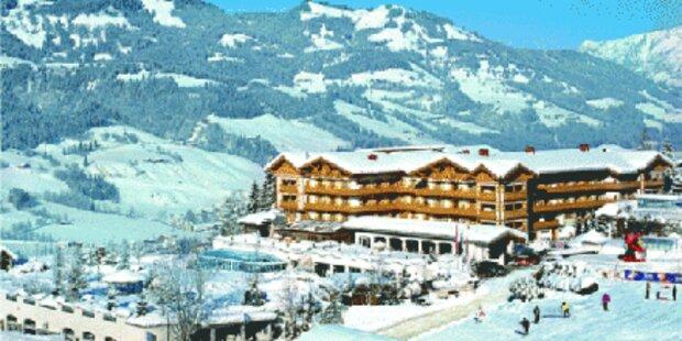 Luxus-Skiurlaub in St. Johann
