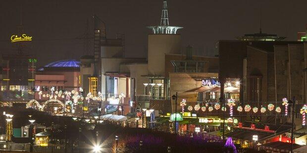 Möglicher Anschlag auf Einkaufszentrum vereitelt