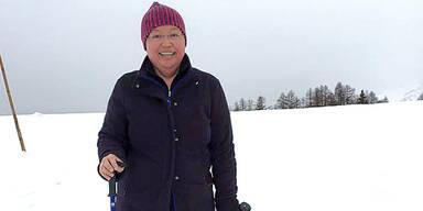 Oberhauser: Schnee-Einsatz trotz Krankheit