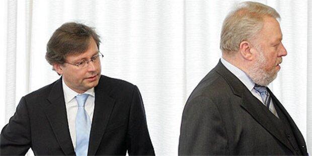 ORF: Knappe Mehrheit für Oberhauser-Abwahl