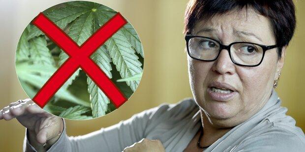 Oberhauser gegen Cannabis-Legalisierung