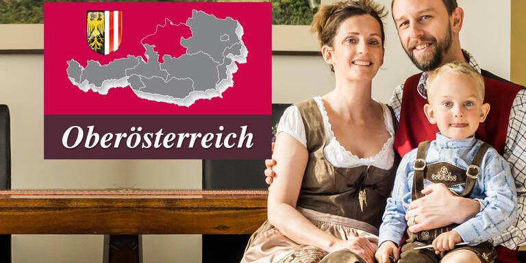 Oberösterreichische Wiesn-Mode