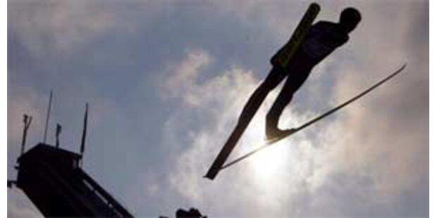 14-Jähriger starb beim Skispringen in Oberstdorf