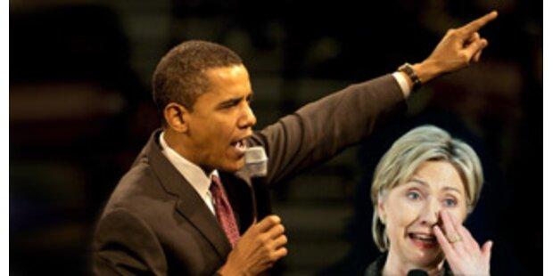 Obama gewinnt auch in Maine