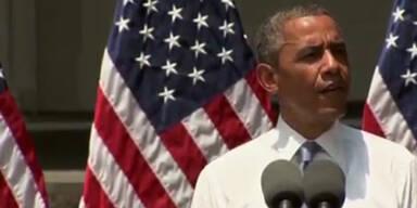 USA: Obama mobilisiert gegen Klimawandel