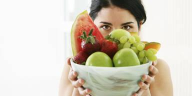 Mit Gemüse und Obst zur Traumfigur