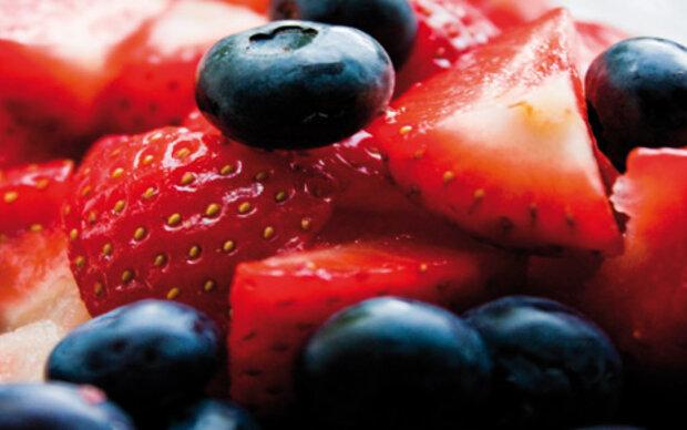 Obst kann den Magen reizen