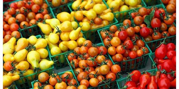 Fruchtsäfte und Obst werden teurer