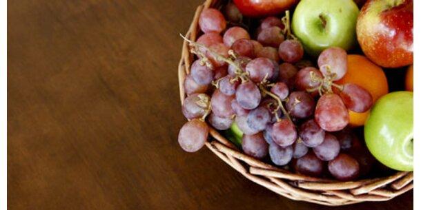 Zu wenig Vitamine in Obst und Gemüse