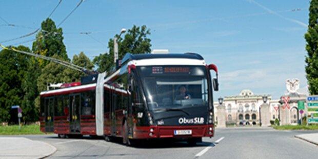 22,8 Mio € für Öffis und Radverkehr in der Stadt Salzburg