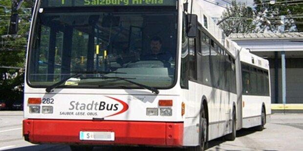 Junge Mutter stürzt aus dem O-Bus