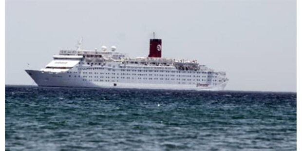 Quarantäne für ganzes Kreuzfahrtschiff