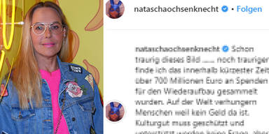 Natascha Ochsenknecht Instagram