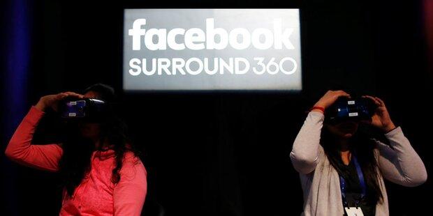Facebook schließt VR-Studio von Oculus