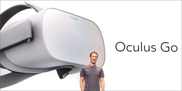 Günstige VR-Brille & Preissturz bei Oculus Rift