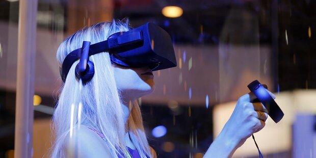 Facebook VR-Brille zum Kampfpreis