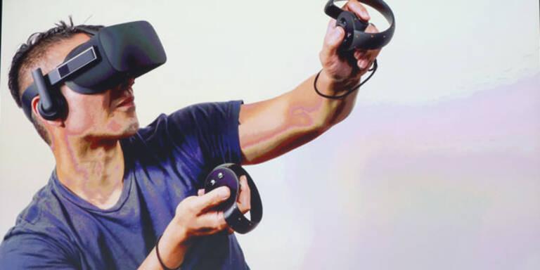 Oculus Rift setzt Gaming-Maßstäbe