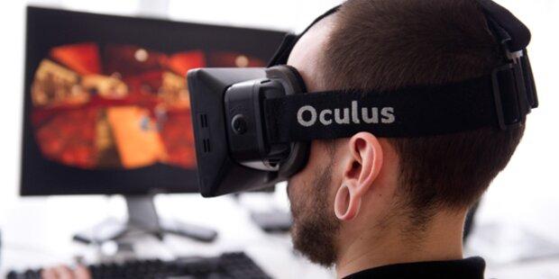Hindernis für Facebook bei Oculus-Kauf