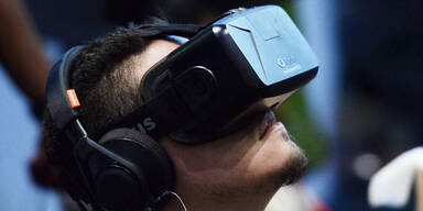 Facebook will mit 3D-Brille nach Hollywood