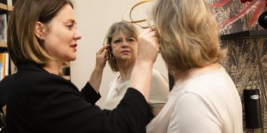 Dr. Sabine Apfolterer zu Gast in der Tamara Fellner Show