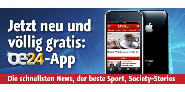 Die neue oe24.at-iPhone App ist da!
