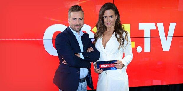 Fernseh-Teletest: oe24.TV mit größtem Zugewinn im März